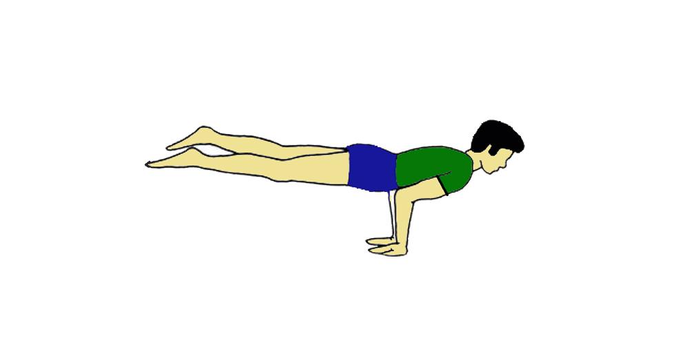 How to do Mayurasana (The Peacock Pose): Steps & Health ...