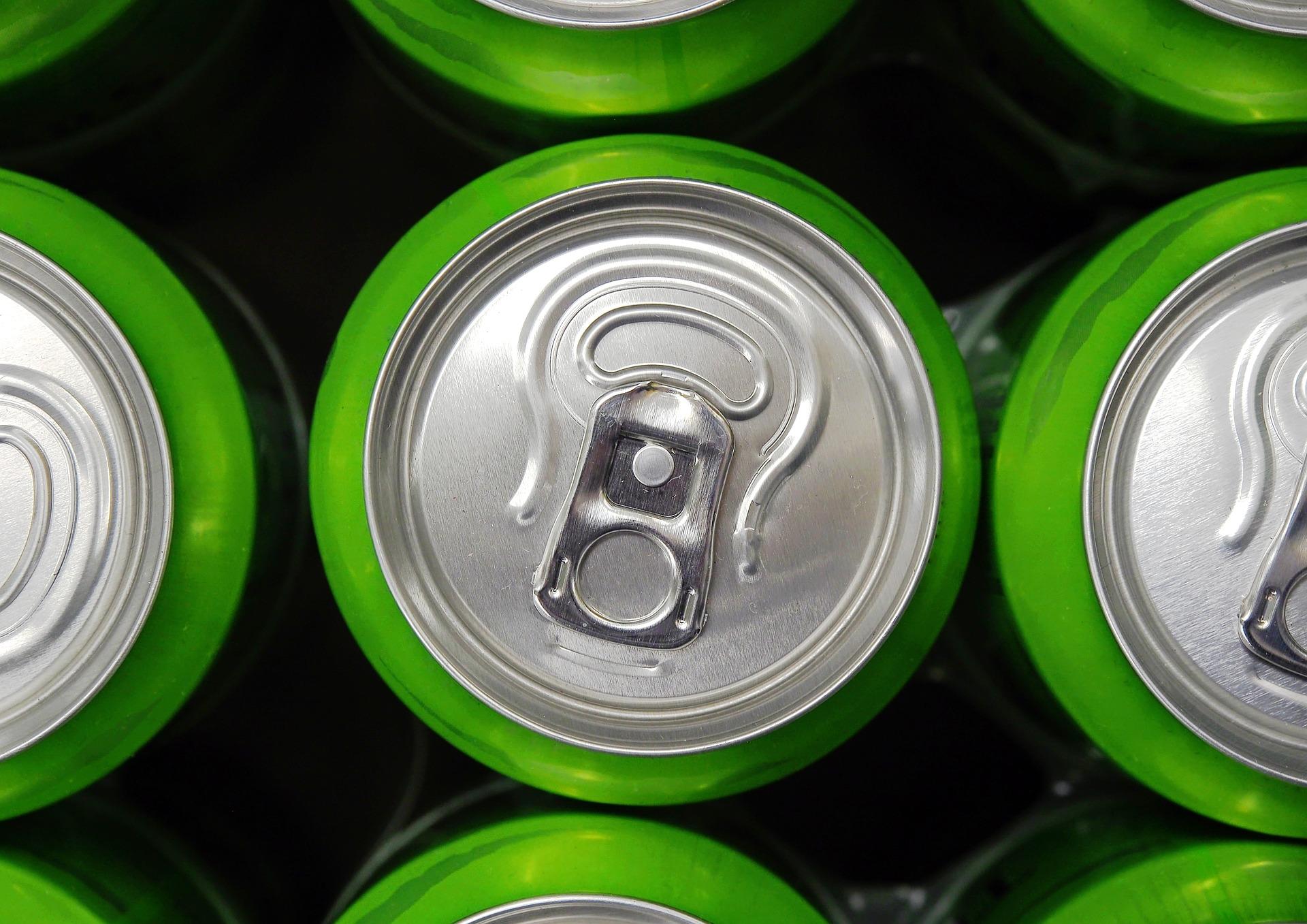 soft drinks high in sugar
