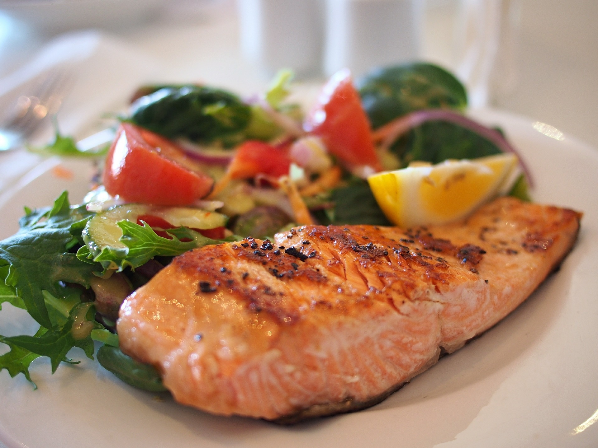 Fish high in vitamin D