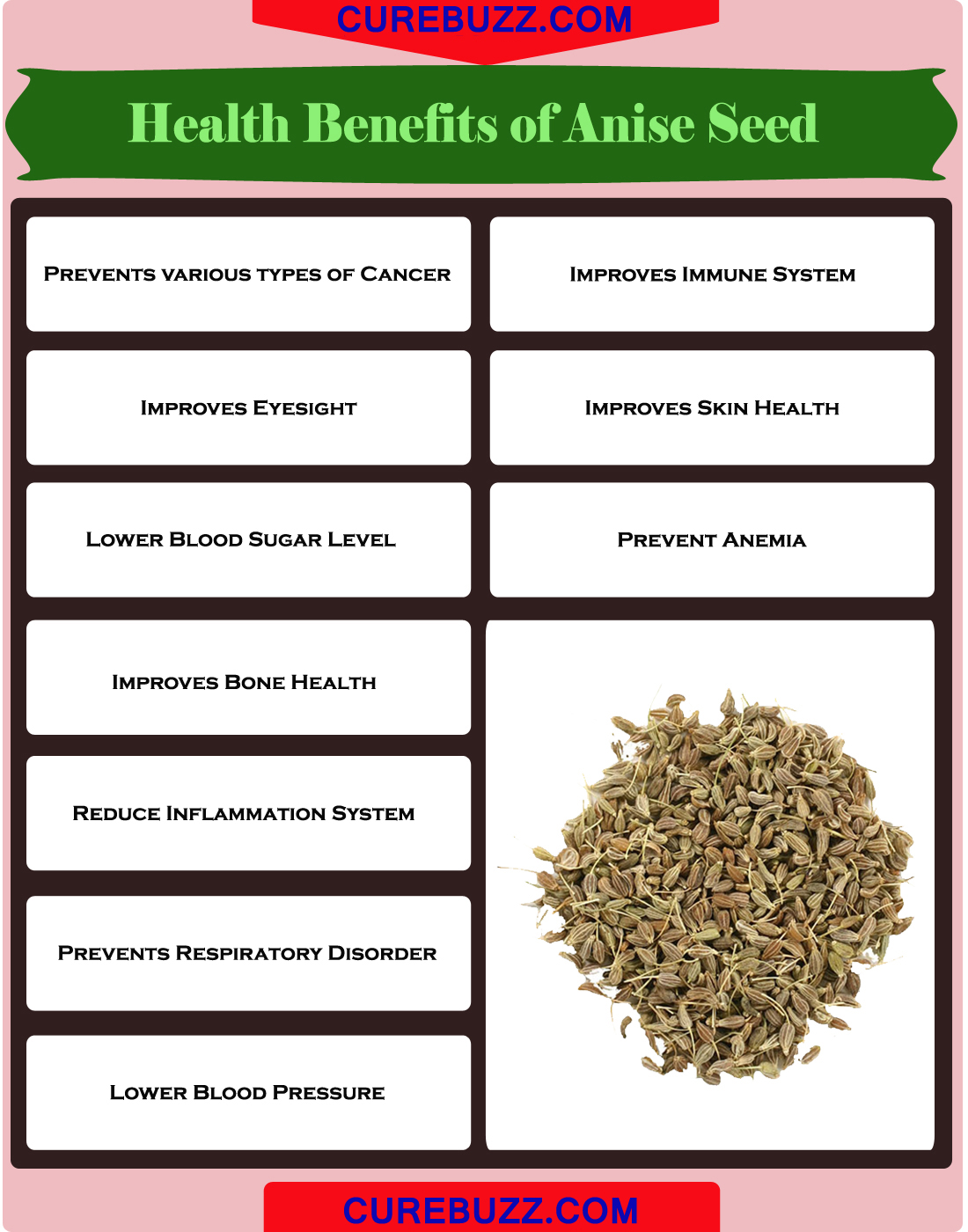 Health Benefits of Anise Seed