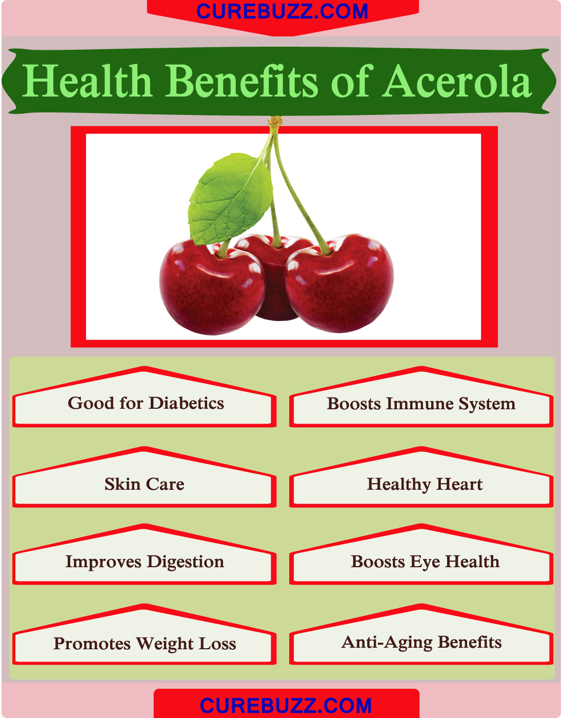 Health Benefits of Acerola